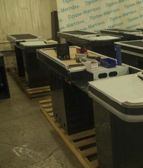 Кассовое оборудование для торговых сетей