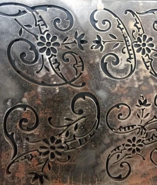 Резка листового металла на станках