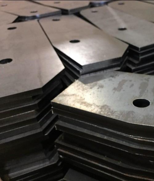 Лазерная резка металла различных толщин