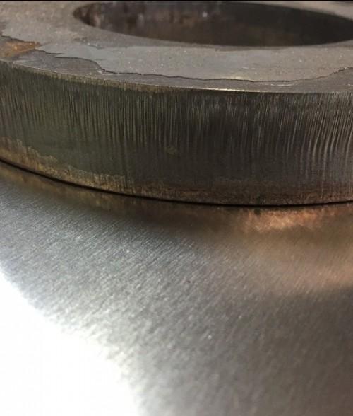 Лазерная резка 25 мм