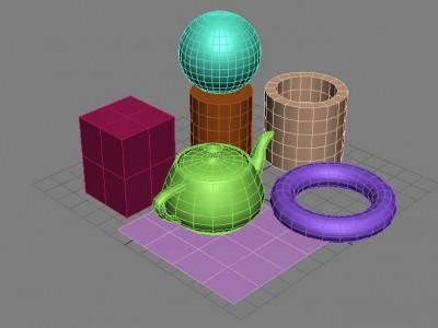 Итоги конкурса 3D моделирования