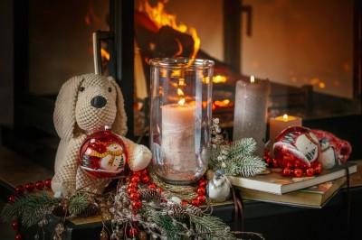 С новым 2018 годом и Рождеством