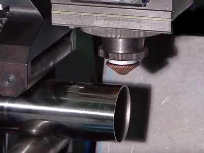 Лазерная резка труб — особенности технологии
